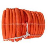 Mooring towing ropes