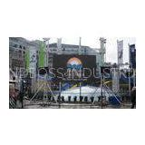 3in1 SMD P10.416 outdoor Led Mesh Screen display with Waterproof IP65
