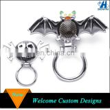 Custom High Quality Magnetic Pumpkin Eyeglass Holders Accessory, Spide Bat Animal Shaped Halloween Gift Eyeglass Holder