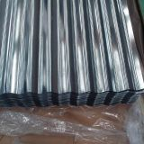 Galvalume corrugated roofing steel sheet
