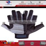 Half Fingher Sailing Gloves & Fishing Gloves, Sailing Short Fingered Gloves