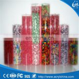 Wholesale factory direct sale custom clear acrylic candy tube