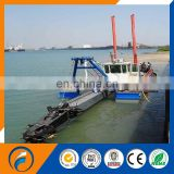 Screw Propeller Drive CSD-300 Cutter Suction Dredger