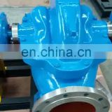 200kw single stage irrigation horizontal centrifugal casing double suction water pump