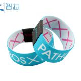 RFID Nylon Bracelet NFC Elastic Wristband for Events