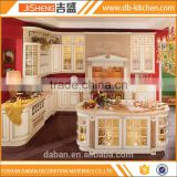 Hot sale white solid wood kitchen cabinet                                                                         Quality Choice