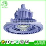 MCLED MF03-150W IP67 COB Bridgelux LED Explosion Proof light with ATEX for Zone1 and Zone 2
