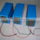 12V24V36V48V lifepo4 battery packs with PVC package in flexible shape and size, 12V20AH24V10AH36V20AH48V20AH lifepo4 packs