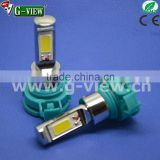 Long life time psx26w car led PSX26W 18w cob 3400k 6000k h7 h8 h11 9005 /6 led car light