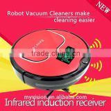 Automatic Vacuum Cleaner Robot Floor Cleaning Robotic Hard Carpet Pet Cordless M883 cleaner