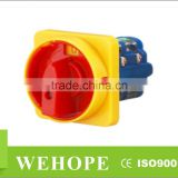 2014 HOT!!!CS - 68 series of rotary changeover switch,automatic electrical change-over switch