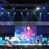 Rental use pitch 4mm led video wall/P4 aluminum led cabinet/led screen