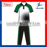 2015 High quality customized cricket apparel