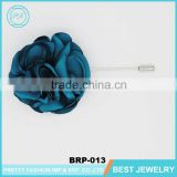Latest Silk Fabric Handmade Wedding Flower Brooch,Cheap Brooches In Bulk, Chiffon Fabric Flower Brooch