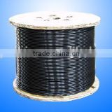 7x7 PE coated steel wire rope (2.38mm-2.8mm )