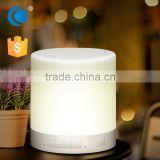 Suitable for outdoor bluetooth speaker with led light