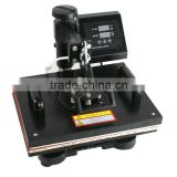 New Product 6in1 Digital Transfer Heat Press Machine Sublimation T-Shirt Mug Hat Plate Cap