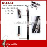 With 18 years experience Hot selling high quality fly rod Hand Pole Streams Lures fishing rod