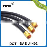 DOT approved brass fittings sae j1402 type a air brake hose assembly