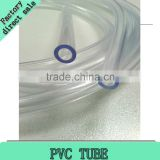 ID 5mm OD 8mm UV proof clear PVC tubing