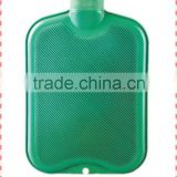 Natural rubber hot water bag large sized hot water bag hot water bag water injection medical hot water bag