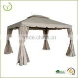 XY-CG-14011 Hot sale cheap rome design outdoor garden gazebo/pavilion tent / canopy tent