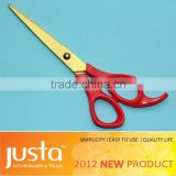 spray-paint yellow blade nail scissors
