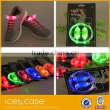 2015 best selling mini shoelace light up batman shoelaces, plastic shoe lace clips