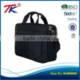 Fashion business handbag custom design waterproof 15 inch multiple laptop briefcase laptop bag