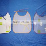 eco-friendly waterproof peva kids BIB