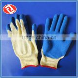 Hot Selling High Quality Cheap Cotton Oil Field Work Glove