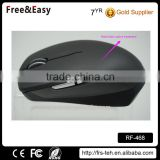 customised logo folding 2.4G usb wireless mouse bluetooth computer mouse gaming mouse wholesale