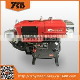 YASHIDA ZS195N 13HP Radiator Cooling Diesel Engine Single Cylinder Water Cooled Direct Injection