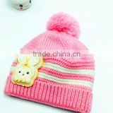 Wholesale baby winter beanie hat crochet hat for christmas