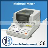 XY-102MW digital grain moisture meter price maize moisture analyzer Halogen light heating                                                                         Quality Choice