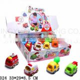 Newest Wholesale Price mini cartoon truck with light and music