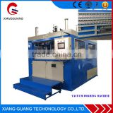 Hot selling thermo vacuum forming machine with servo motor