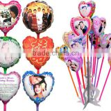 DIY Inkjet photo paper printing Balloon (print photo on balloon, decoration and gift, personalized product)