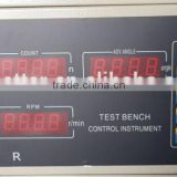 Fuel injection pump test bench control system -digital type