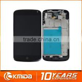 Buy wholesale direct from china replacement lcd screen for LG E960 lcd assembly 100% original full well Guarantee