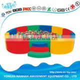 Kids indoor ball pool