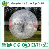 inflatable grass zorb ball,funny body zorb ball inflatable ,inflatable zorb ball for adult