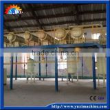 EU standard waste rubber pyrolysis machine / waste tire recycling machine manufacturer in China
