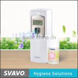 Hot sales!!! wholesale air freshener/automatic perfume dispenser with LED indication for toilet