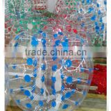 factory direct selling !!! China manaufacturer inflatable bumper ball, plastic PVC bubble ball, bubble soccer for sale
