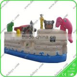 Hotsale commercial inflatable pirate ship, inflatable pirate slide,inflatable pirate bouncer
