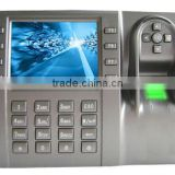 FAC580 Software Biometric fingerprint time Attendance and access control with color screen and big user capacity