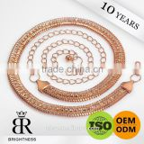 Fancy pictures gold chains of jewellery chain designs Brightness F1-80144
