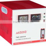 2016 New 3KVA 5KVA Servo Motor Voltage Stabilizer Winding Price                                                                         Quality Choice