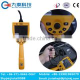 GT- 08E Remote controlled DVR recording sewage waterproof color video snake inspection camera|sewage inspection camera